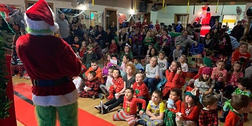 Story Time with The Grinch at OCY Easton