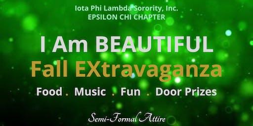 """I Am BEAUTIFUL"" Fall EXtravaganza Fundraiser"