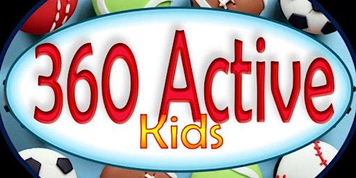Kids ⚽ Taster - 360 Active ⚽
