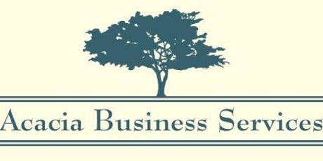 TAX and Estate PLANNING For Individuals and Small Businesses tickets