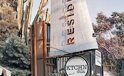 Patio Open @ Noon - Specialty Cocktails, Craft Beer & KTCHN DTLA Food Truck