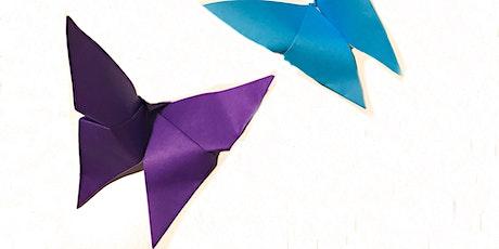 Atelier - Origami (débutant et intermédiaire) billets