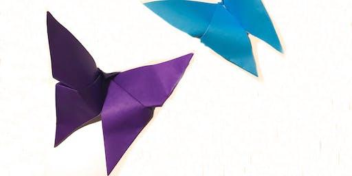 Atelier - Origami (débutant et intermédiaire)