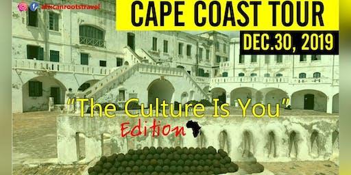 Cape Coast Day Tour