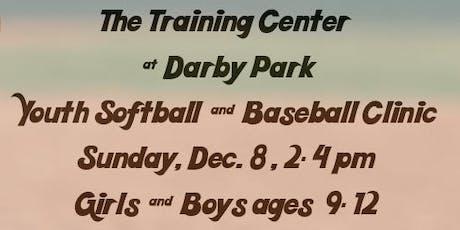 The Training Center at Darby Park Softball & Baseball Clinic tickets