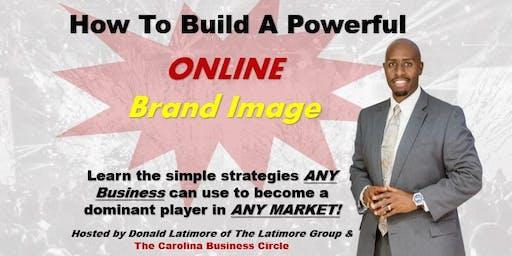 FREE Business Branding Workshop (Online Marketing)