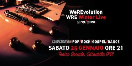 WRE Winter Live Cittadella biglietti