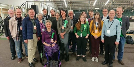 Liverpool Green Party - Winter Social