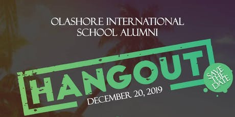 Olashore International School Alumni Hangout tickets