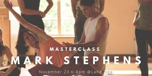 Mark Stephens Master Yoga Class