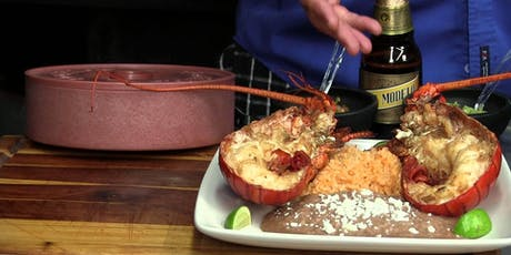 Lobster Feast + Toros - a Baja California Experience Dec 2019 entradas