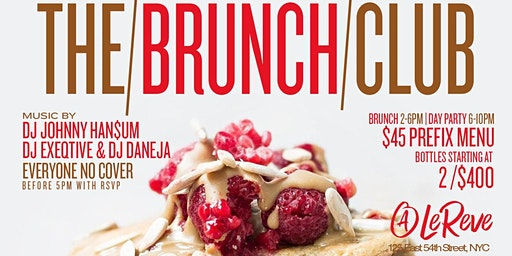 The Brunch Club, 2hr Bottomless Brunch + Day Party, Bdays Celebrate Free