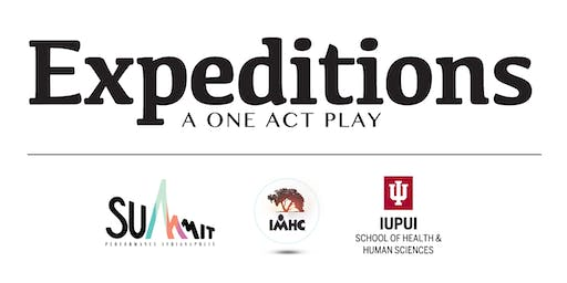 EXPEDITIONS -  a new play by Ben Asaykwee and Tiffany Burnett