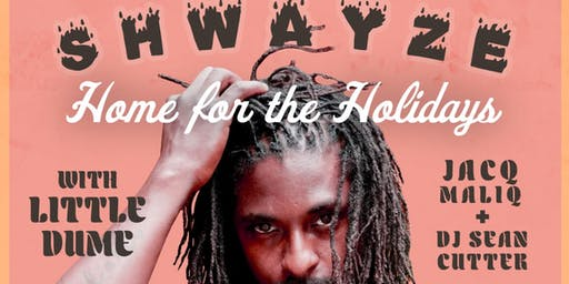 Shwayze Home For The Holidays Live From Malibu  Nov 27 Casa Escobar  Malibu