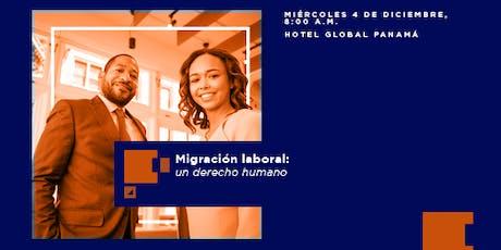 Migración Laboral: un derecho humano boletos