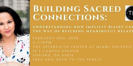 Building Sacred Connections: Understanding Implicit Bias tickets