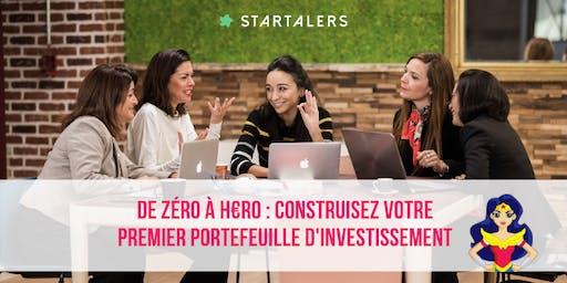 De z€ro à Sh€ro: investis pour ton avenir et construis ton premier portefeuille