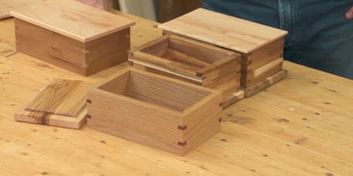 Box Making Class