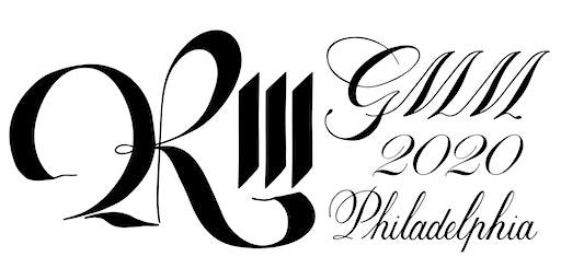 Richard III Society 2020 GMM