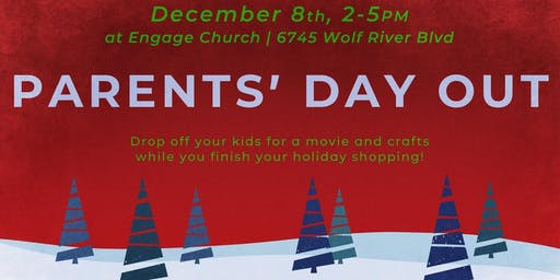 Parents' Day Out - Engage Church