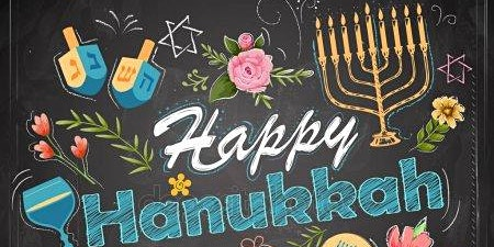 CHJ Hanukkah Party - an intergenerational dinner & celebration