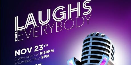 Laughs For Everybody tickets