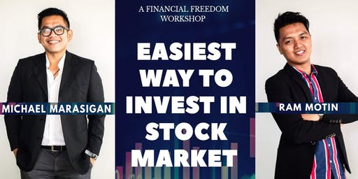 Easiest Way To Invest In Stock Market