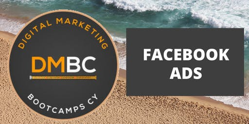 Digital Marketing Bootcamps CY - Facebook Ads