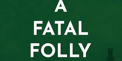 "Jeannette de Beauvoir ""A Fatal Folly: A Provincetown Mystery"""