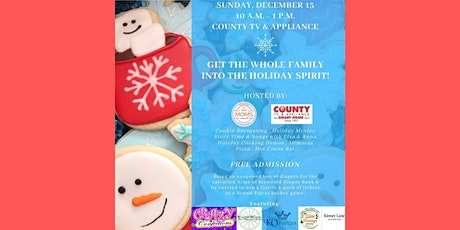 Get The Whole Family Into The Holiday Spirit! tickets