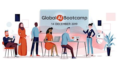 Global AI Bootcamp 2019 tickets