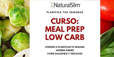 """Curso: """"Meal Prep Low Carb"""" Planifica tu semana y adelgaza en San Juan, Puerto Rico"""