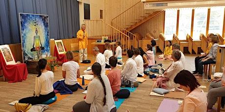 Yoga, Spirituelles Heilen und fortgeschrittene Meditation -- OSTER RETREAT Tickets