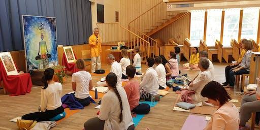 YOGA & spirituelle HEILUNG -- OSTER- RETREAT mit ZERTIFIKAT