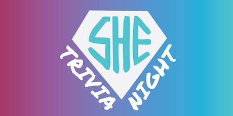 Geek Trivia Fundraiser for Super Heroines, Etc. tickets