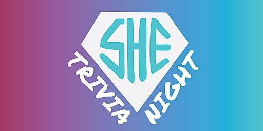 Geek Trivia Fundraiser for Super Heroines, Etc.