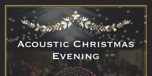 Acoustic Christmas Evening in support of Samara's Aid Appeal
