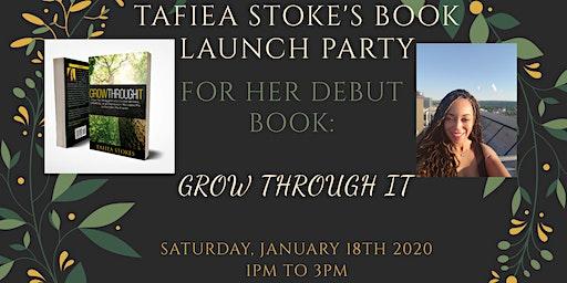 Tafiea Stokes Book Launch Party
