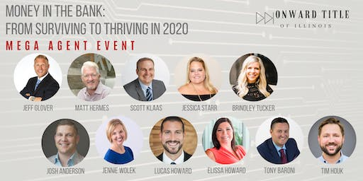 Money in the Bank: From Surviving to Thriving in 2020