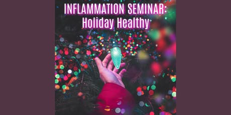 Holiday Stress, Hormones and Inflammation tickets