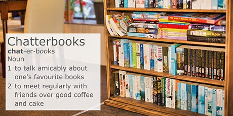 Chatterbooks Book Fair tickets