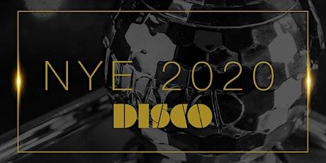 NYE 2020 @ DISCO tickets