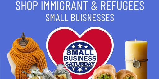 Handmade With Love -  Small Business Saturday Extravaganza