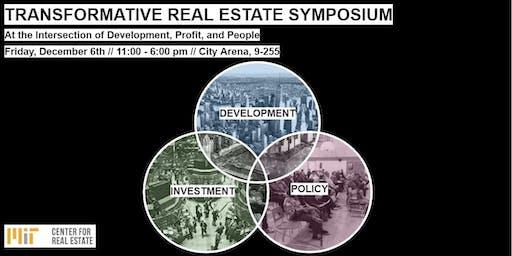 Transformative Real Estate Symposium