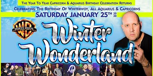 WINTER WONDERLAND 2020 INSIDE DISTRICT LOUNGE - SATURDAY JANUARY 25, 2020