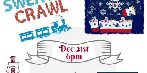 5th Annual Ugly Sweater Crawl