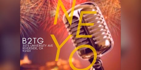 """Floasis presents """"NE-YO"""" The Pre New Year Event tickets"""