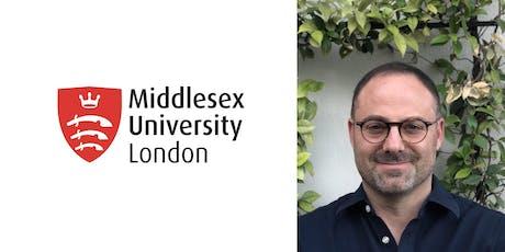 Professional Expert Seminar Series: Professor Marc Kahn tickets