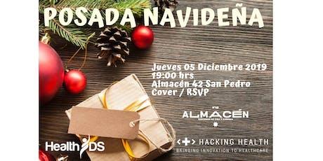 Posada Navideña 2019 boletos