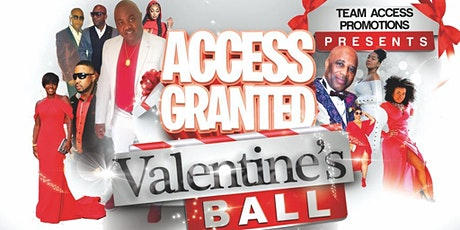Access Granted Valentine's Ball tickets